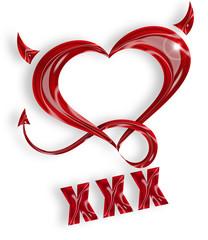 xxx heart
