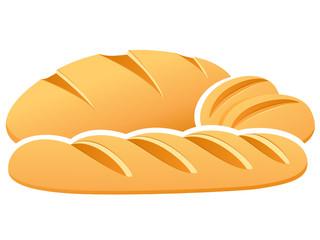 Bäckerei - Brot, Baguette, Brötchen