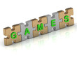 GAMES word of gold puzzle