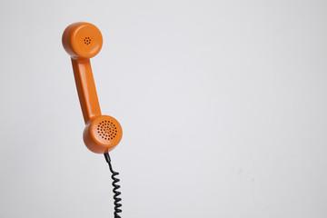 retro telefonhörer - kommunikation