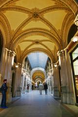 Passage im Palais