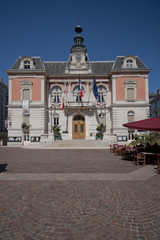 the town hall of Chambery