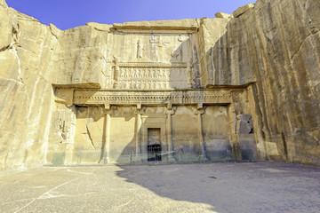 Xerxes palace in Fars Province, Persepolis, Iran