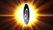 Leo astrological/horoscope sign looping animation