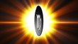 Virgo astrological/horoscope sign looping animation