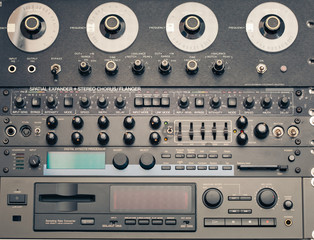 professional vintage audio equipment