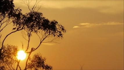 Sonnenaufgang in Australiens Bergen