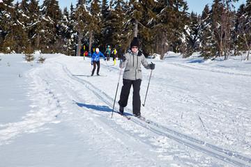 Women in Cross-country skiing