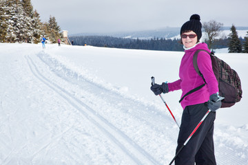 Women in Cross-country skiing