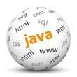 Kugel, JAVA, Programmiersprache, Sprache, plattformunabhängig