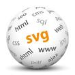 Kugel, SVG, Vektorformat, Vektor, Internet, Format, 3D, Perle