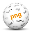 Kugel, PNG, Format, Bildformat, Illustration, Grafikformat, 3D