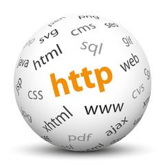Kugel, HTTP, Protokoll, Netzwerk, Internet, Übertragung, Datei