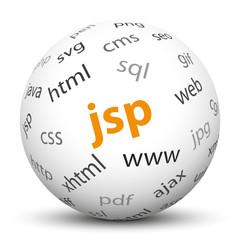 Kugel, JSP, Java Server Pages, Technologie, Web, Internet, Perle