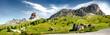 Leinwanddruck Bild - Dolomiti - Alpi