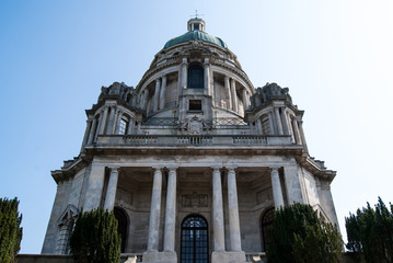 Ashton memorial Williamson's park Lancaster