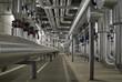 impianto industriale trattamento aria