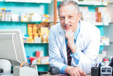 Pharmacist portrait