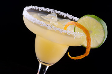 Orange Margarita  - Most popular cocktails series