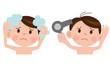 髪の悩み 男性