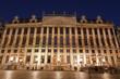 Brussels - Maison des Ducs de Brarant - palace