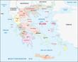 Griechenland, Administrativ