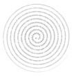 Kugel, 3D, Pi, Kreiszahl, Spirale, Schneckenform, Mathematik