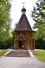 Dachau - Cappella russo-ortodossa