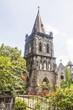 Постер, плакат: Old Stone Church in Rosseau Dominica