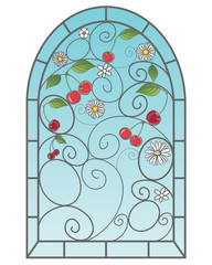 cherry window