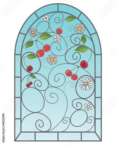 cherry window