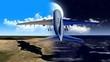 aircraft at day and night