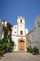 Tarifa near to Cadiz, Spain