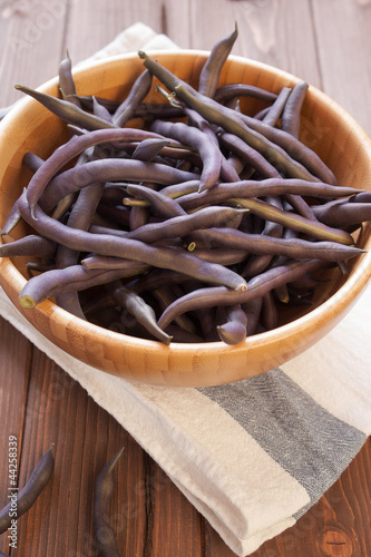 Red bean pods