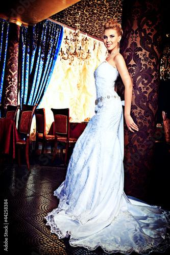 charming bride