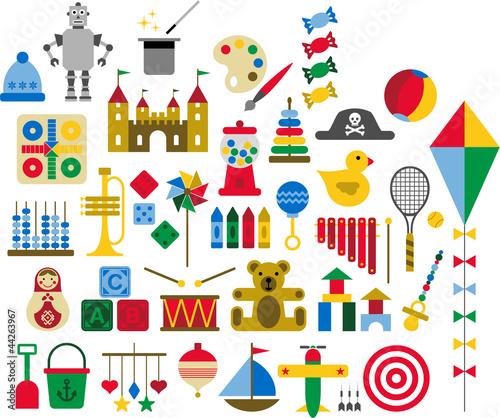 Toys - 44263967
