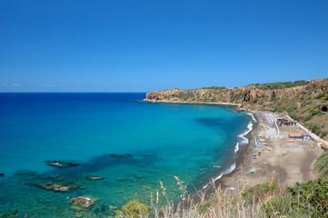 La Spiaggia di Finale di Pollina Sicilia