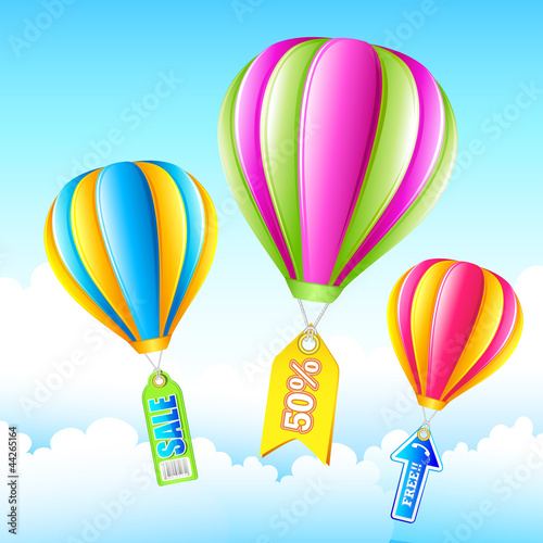 Sale Hot Air Balloon