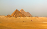 Great Pyramid of Giza. Egypt.