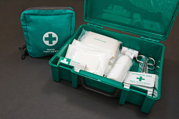 Green first kit equipment