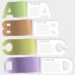 a-b-c-d paper cut-off options