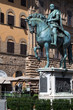 Statue of Cosimo I de' Medici by Giambologna (1594)