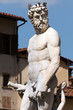Statue of Neptune in the Fountain of Neptune