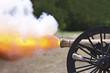 Civil War Cannon Firing - 44272547