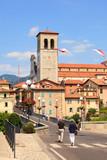 View of the Devil bridge, Cividale del Friuli poster