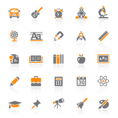 25 Education Icons