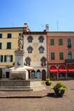 Paolo Diacono Square, Cividale del friuli, Italy poster