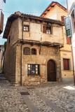 Medieval house, Cividale del Friuli poster