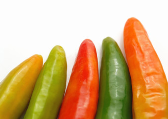 Peperoncini - Peppers