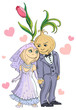 Onion wedding